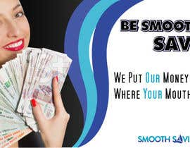 "#22 para Design a postcard with theme ""We put our money where your mouth is!"" por tpwdesign"