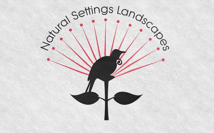 Proposition n°10 du concours Design a Logo for Landscape Gardeners