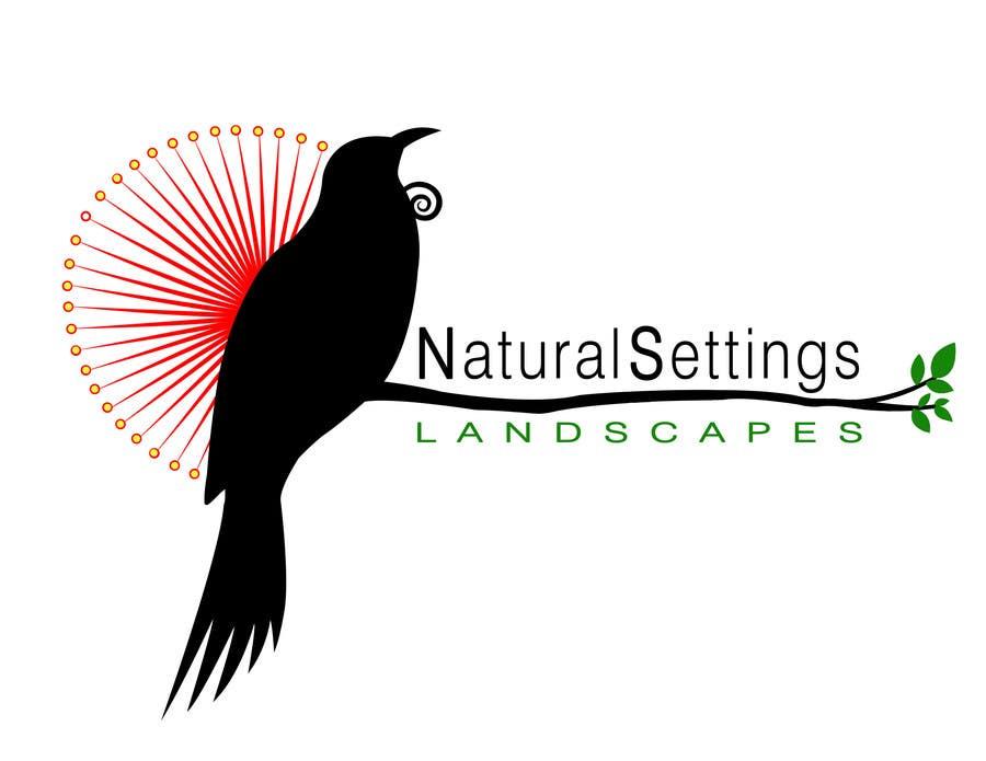 Penyertaan Peraduan #30 untuk Design a Logo for Landscape Gardeners