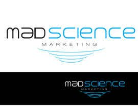 #646 dla Logo Design for Mad Science Marketing przez rgallianos