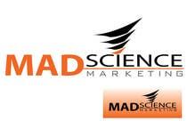 Graphic Design Конкурсная работа №486 для Logo Design for Mad Science Marketing