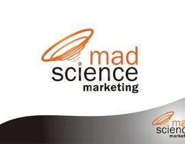 innovys tarafından Logo Design for Mad Science Marketing için no 722