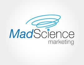 #700 dla Logo Design for Mad Science Marketing przez ron8