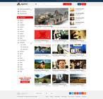 Proposition n° 49 du concours Graphic Design pour Design a Website Mockup for Wayspots.com