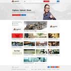 Proposition n° 55 du concours Graphic Design pour Design a Website Mockup for Wayspots.com