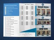 Graphic Design Contest Entry #5 for Design a Tr-Fold Brochure for Storage Company