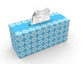 #54 for Design a Tissue box! af hxwaraa