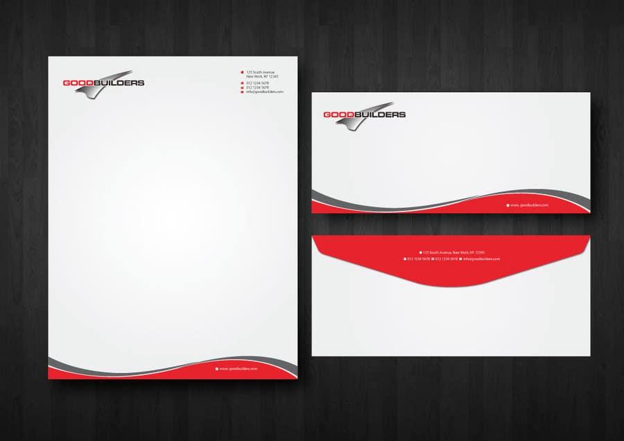 Kilpailutyö #42 kilpailussa Design me a Letter Head!