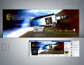 #38 untuk Design a Banner for facebook pages oleh LotusDesign