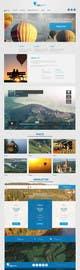 Konkurrenceindlæg #                                                3                                              billede for                                                 Webdesign for website about balloon flights