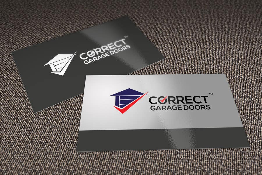 Proposition n°9 du concours Design a Logo for Garage door company