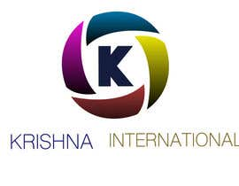 #8 cho Design a Logo for Krishna International bởi yashwanthny3