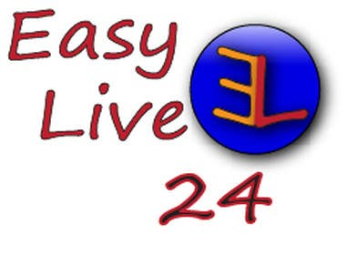 #108 for Design a Logo for EasyLive24.com by marjos13