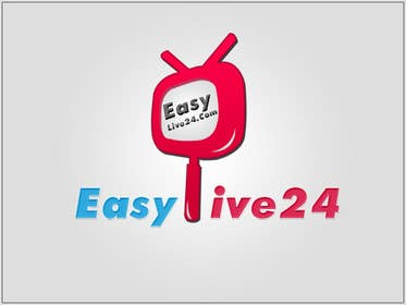 #95 for Design a Logo for EasyLive24.com by yaseenamin