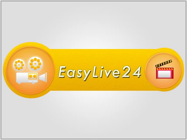 #102 for Design a Logo for EasyLive24.com by yaseenamin