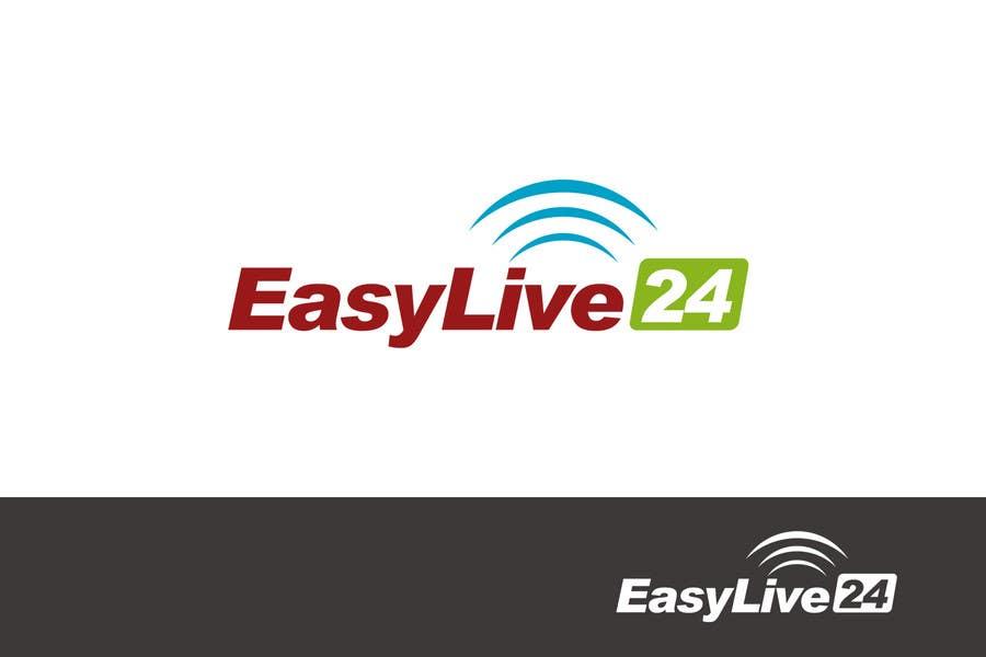#109 for Design a Logo for EasyLive24.com by smarttaste