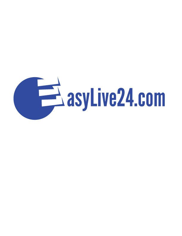 #101 for Design a Logo for EasyLive24.com by nsurani