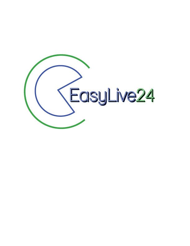 #105 for Design a Logo for EasyLive24.com by nsurani