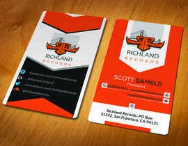 #95 for Brand-new business cards! by akhi1sl