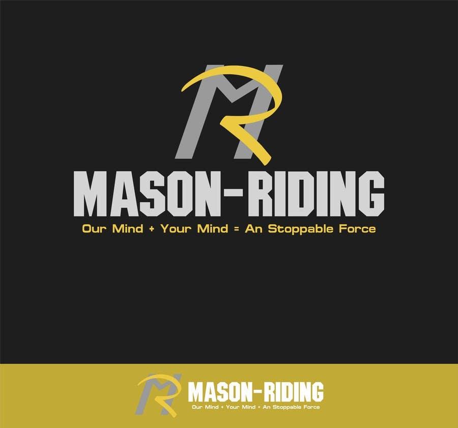 Konkurrenceindlæg #                                        28                                      for                                         Design a Logo for Mason-Riding