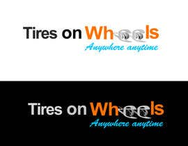 #26 , Logo Design for Tires On Wheels 来自 vinayvijayan