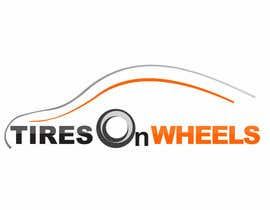 #165 Logo Design for Tires On Wheels részére ulogo által