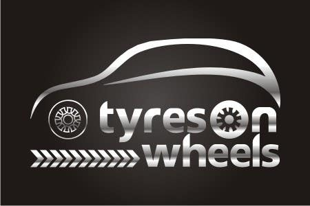 Participación en el concurso Nro.169 para Logo Design for Tires On Wheels