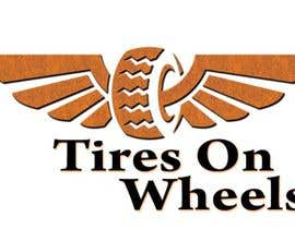 #194 para Logo Design for Tires On Wheels de watson435