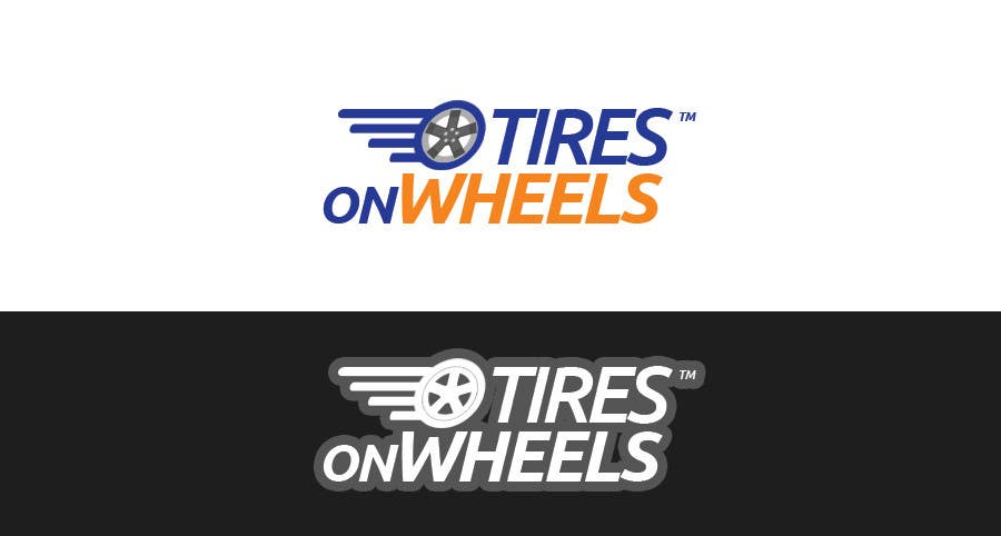 Participación en el concurso Nro.99 para Logo Design for Tires On Wheels