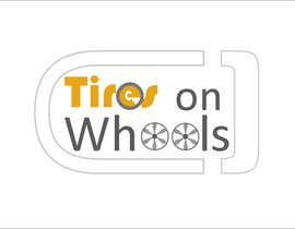 #166 untuk Logo Design for Tires On Wheels oleh askleo