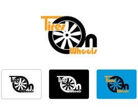 #193 untuk Logo Design for Tires On Wheels oleh Hemant4270