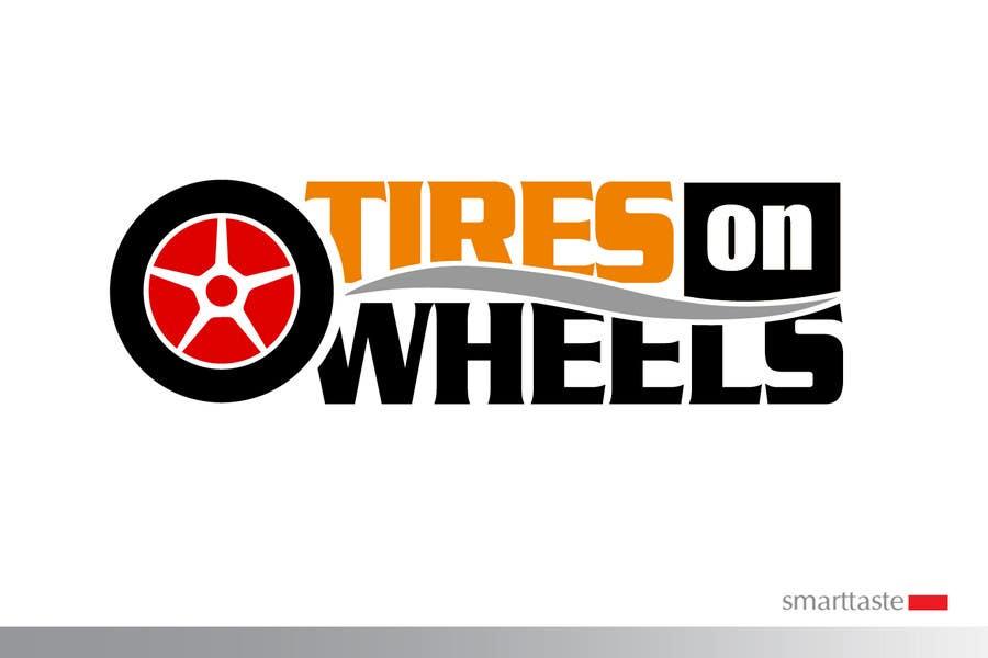 Participación en el concurso Nro.176 para Logo Design for Tires On Wheels