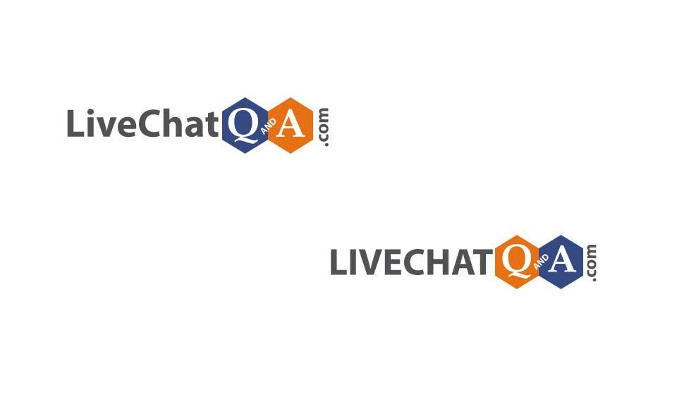 Inscrição nº 43 do Concurso para Design a Logo for livechat service