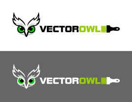 nº 63 pour Design a Logo for VectorOwl.com par munna1991