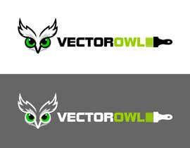 Nro 63 kilpailuun Design a Logo for VectorOwl.com käyttäjältä munna1991
