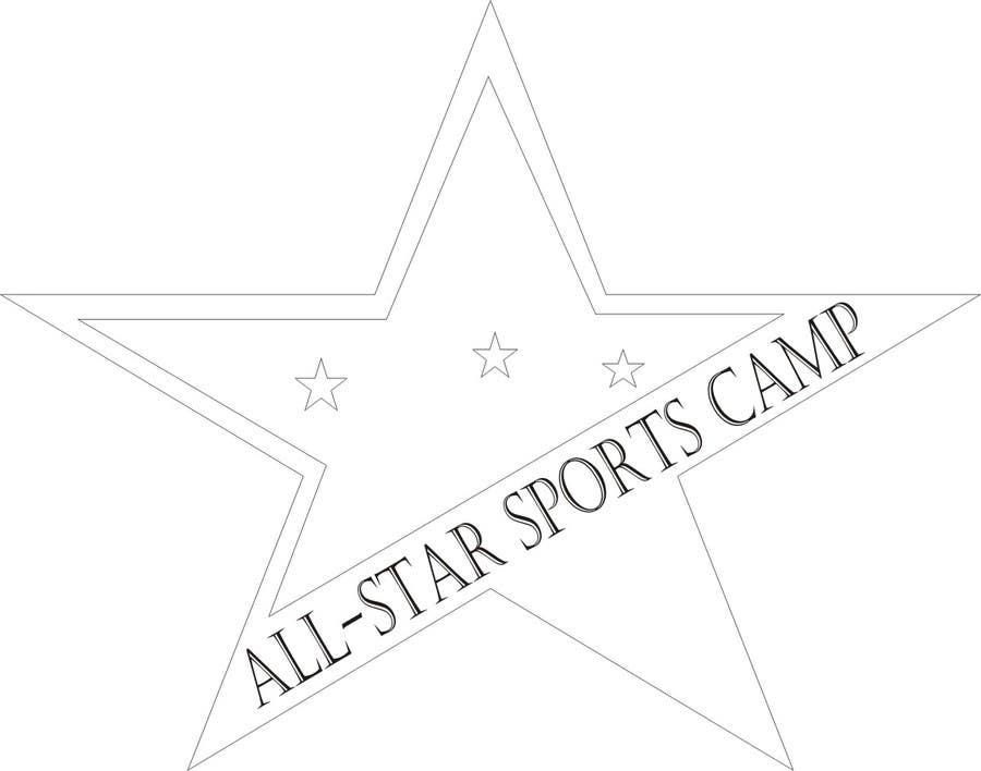 Inscrição nº                                         11                                      do Concurso para                                         Design a Logo for All-Star Sports Camp ver. 2
