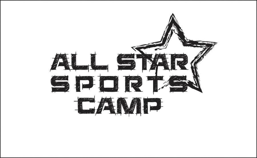 Inscrição nº                                         9                                      do Concurso para                                         Design a Logo for All-Star Sports Camp ver. 2