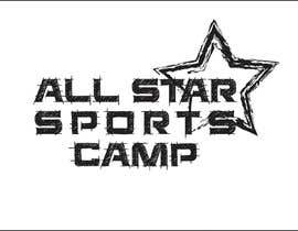 #9 para Design a Logo for All-Star Sports Camp ver. 2 por supunchinthaka07