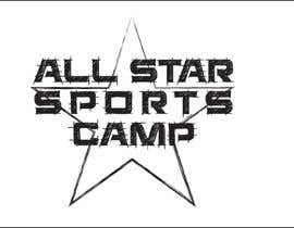 #10 para Design a Logo for All-Star Sports Camp ver. 2 por supunchinthaka07