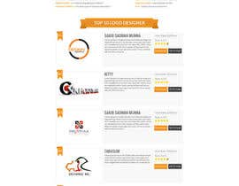 #19 cho BEST HOMEPAGE DESIGNER - 10th project bởi bellalbellal25