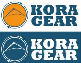 #27 for Design a Logo for Kora Gear by wahyuguntara5