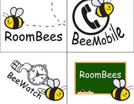 nº 4 pour Branding for Roombees Limited par Insanitymare
