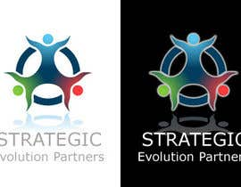 #89 para Logo Design for Strategic Evolution Partners de Hexapedia