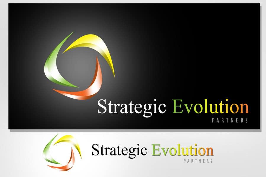 Contest Entry #                                        196                                      for                                         Logo Design for Strategic Evolution Partners