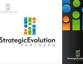 #144 para Logo Design for Strategic Evolution Partners de Grupof5