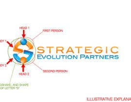 #126 dla Logo Design for Strategic Evolution Partners przez themla