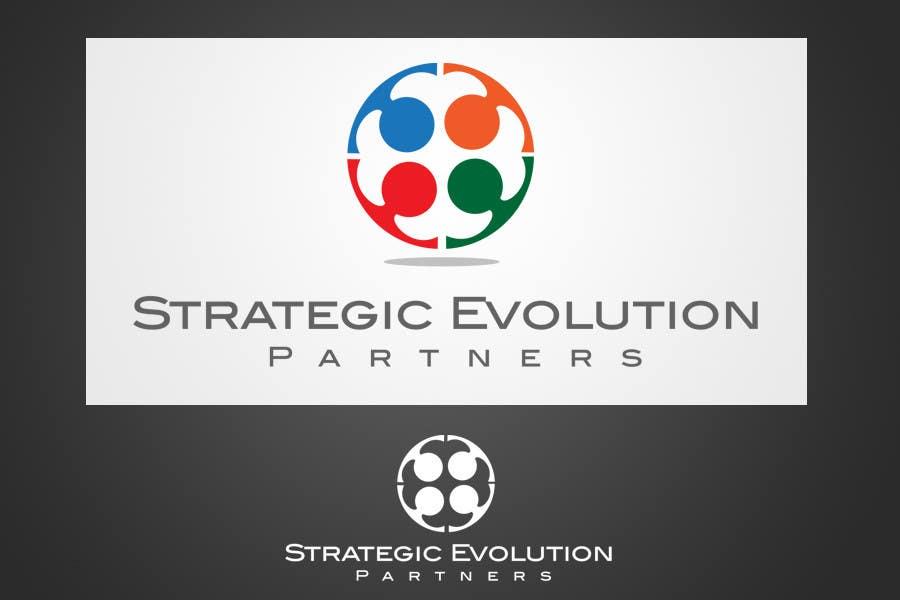 Kilpailutyö #85 kilpailussa Logo Design for Strategic Evolution Partners