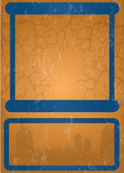 Konkurrenceindlæg #17 for Design Trading Card