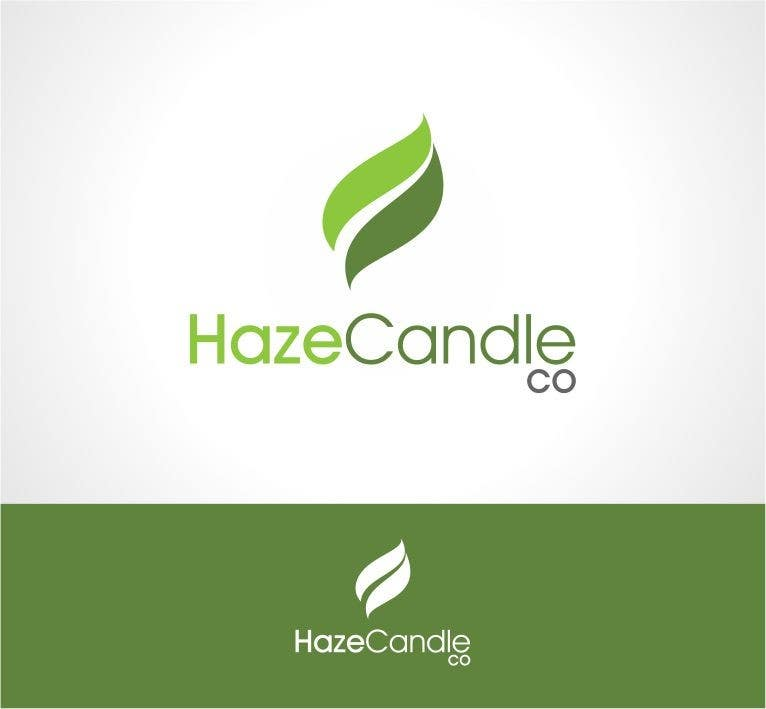 Konkurrenceindlæg #                                        6                                      for                                         Design a Logo for Haze Candle Co.
