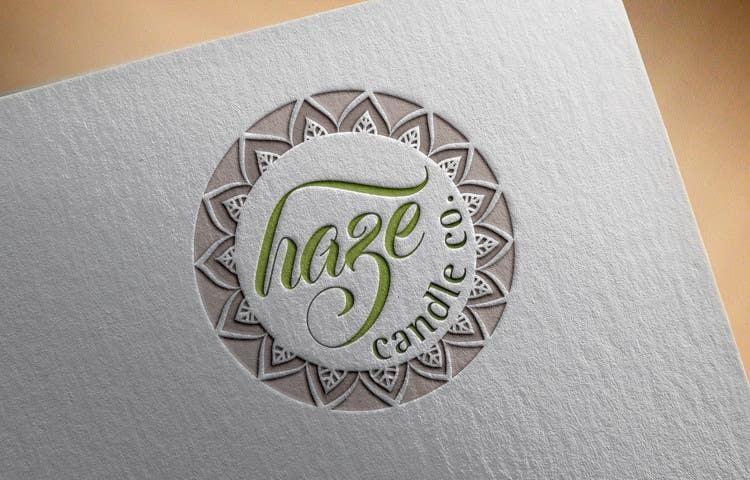 Konkurrenceindlæg #                                        21                                      for                                         Design a Logo for Haze Candle Co.